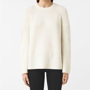 All Saints Jago Crew Neck Sweater
